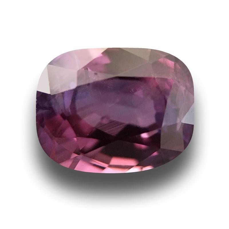 1.43 Carats|Natural Unheated Purple Sapphire|Loose Gemstone|Sri Lanka - New