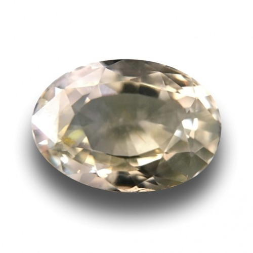 1.61 Carats|Natural Unheated Yellow Sapphire|Loose Gemstone|Sri Lanka-New