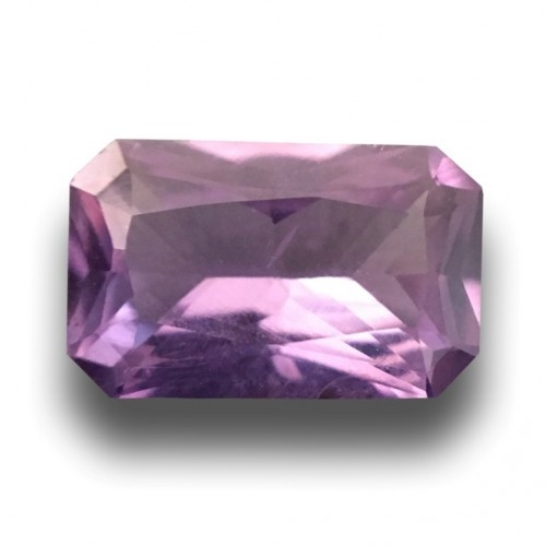 1.02 Carats Natural purple violet sapphire |Loose Gemstone| Certified| Sri Lanka