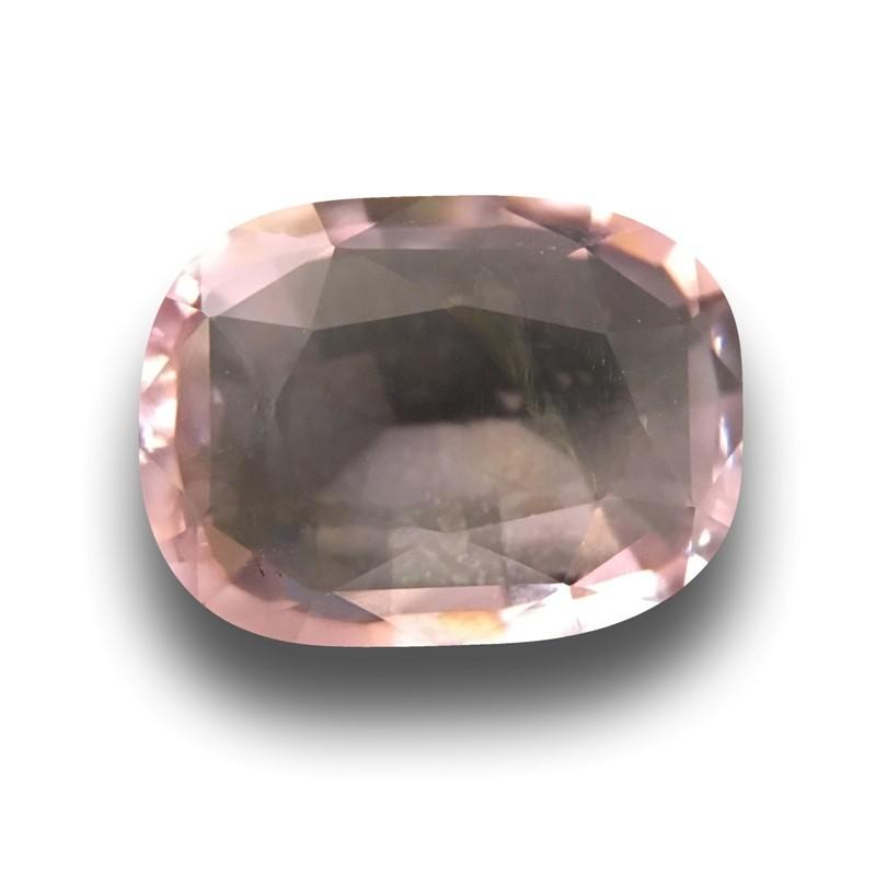 2.56 Carats|Natural Pale Padparadscha|Loose Gemstone|Sri Lanka -New