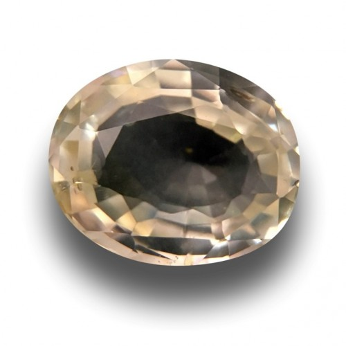 2.17 Carats| Natural Unheated Yellow Sapphire|Loose Gemstone|Sri Lanka-New