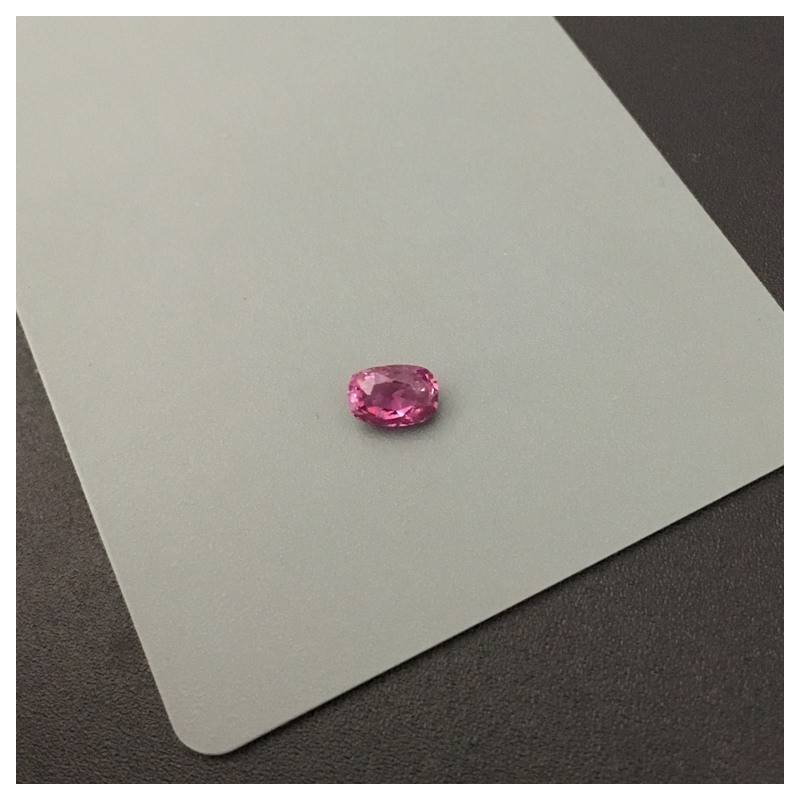 1.07 Carats Natural Unheated Pink sapphire |Loose Gemstone|New Certified| Sri Lanka