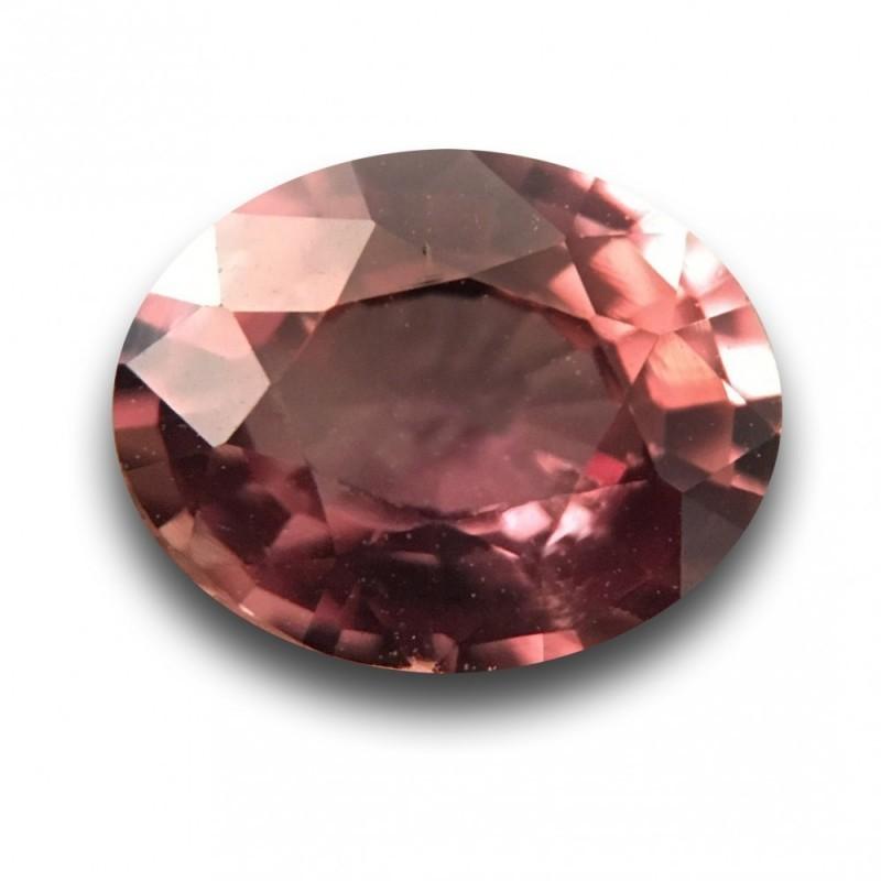0.91 Carats|Natural Padparadscha|Loose Gemstone|Sri Lanka - New