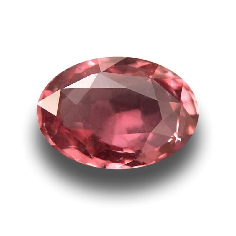 1.26 Carats|Natural Padparadscha|Loose Gemstone|Sri Lanka-New
