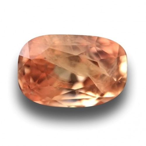 1.33 Carats| Natural Unheated Orange sapphire| Sri Lanka-New