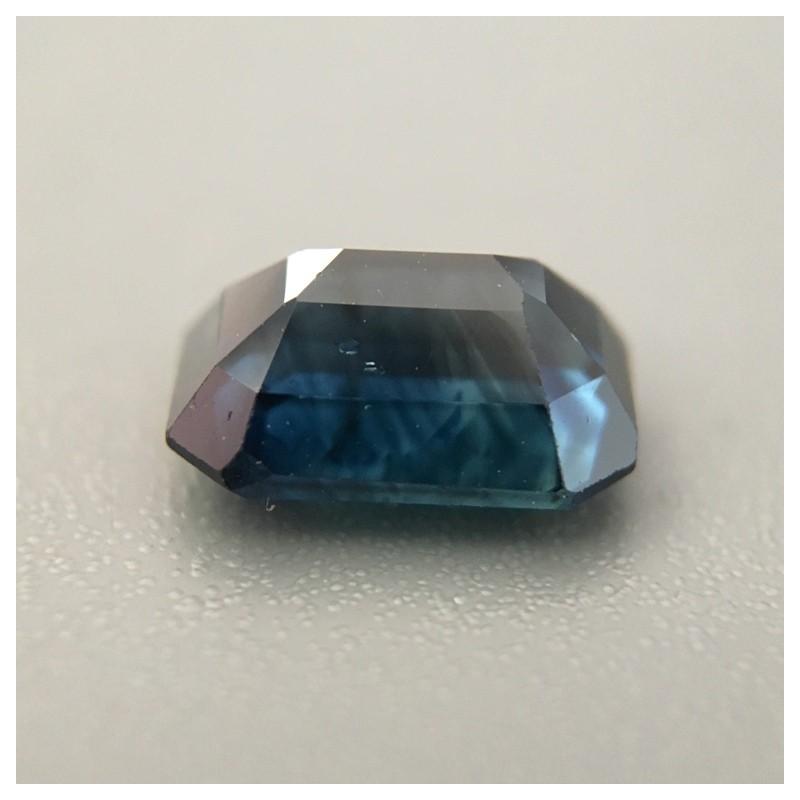1.87 Carats Natural Greenish Blue sapphire |Loose Gemstone| Certified| Sri Lanka