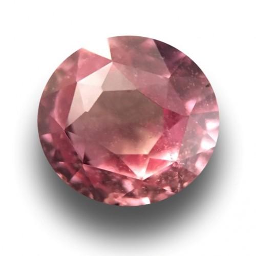 1.09 Carats Natural Unheated Padparadscha Loose Gemstone Sri Lanka - New
