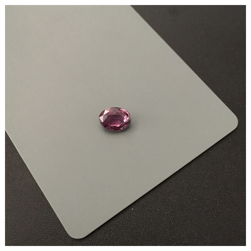 2.04 Carats Natural violet sapphire |Loose Gemstone|New Certified| Sri Lanka