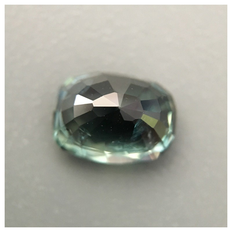 1.57 Carats|Natural Green Sapphire|Loose Gemstone|Ceylon-NEW