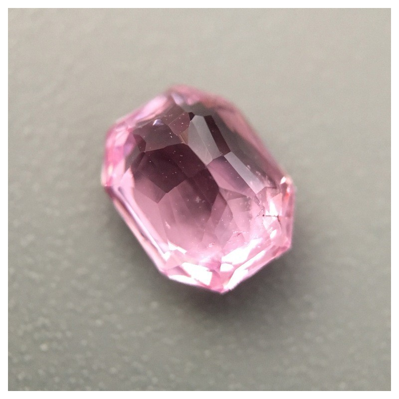 1.05 Carats |Natural Unheated Pink Sapphire| Sri Lanka - New