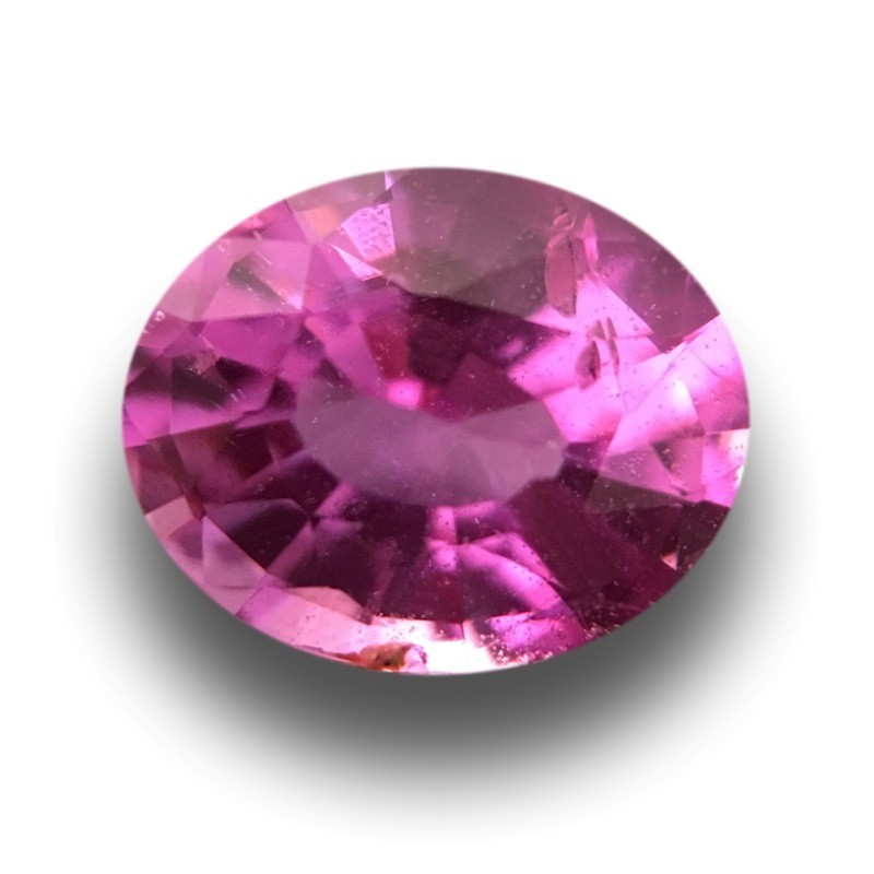 1.02 Carats |Natural Pink Sapphire|Loose Gemstone| Sri Lanka - New