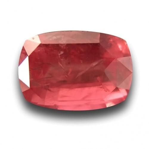 2.22 Carats|Natural Unheated Orange sapphire|Ceylon-NEW