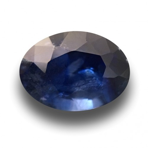 1.22 Carats|Natural Blue Sapphire|Loose Gemstone|New|Sri Lanka