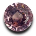 1.58 Carats Natural Unheated Pinkish orange Padparadscha |New Certified| Sri Lanka