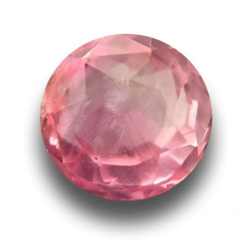 1.4 Carats | Natural Pinkish orange sapphire |Loose Gemstone|New| Sri Lanka