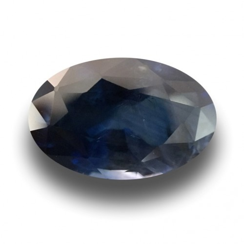 4.03 Carats|Natural Blue sapphire |Loose Gemstone|New| Sri Lanka