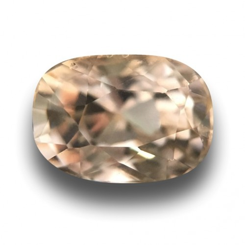 1.31 Carats| Natural Unheated Medium yellow sapphire|New Sri Lanka