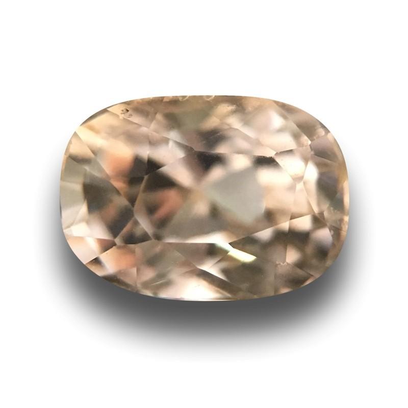 1.31 Carats  Natural Unheated Medium yellow sapphire New Sri Lanka
