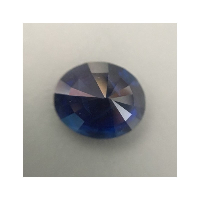 3.32 Carats|Natural Blue sapphire |Loose Gemstone|New| Sri Lanka