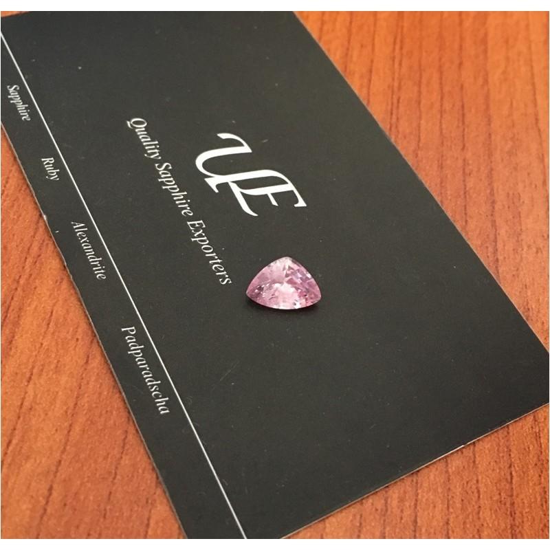 1.74 Carats | Natural Pink sapphire |Loose Gemstone|New| Sri Lanka
