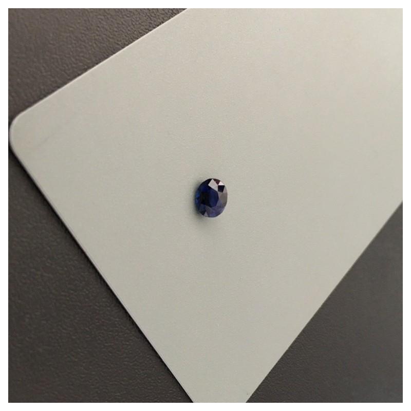 0.69 Carats | Natural Blue Sapphire |Loose Gemstone|New| Sri Lanka