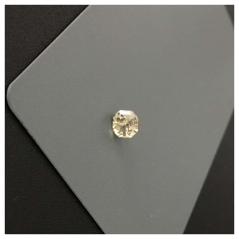 1.15 Carats|Natural Unheated Yellow Sapphire| Loose Gemstone|Sri Lanka - New