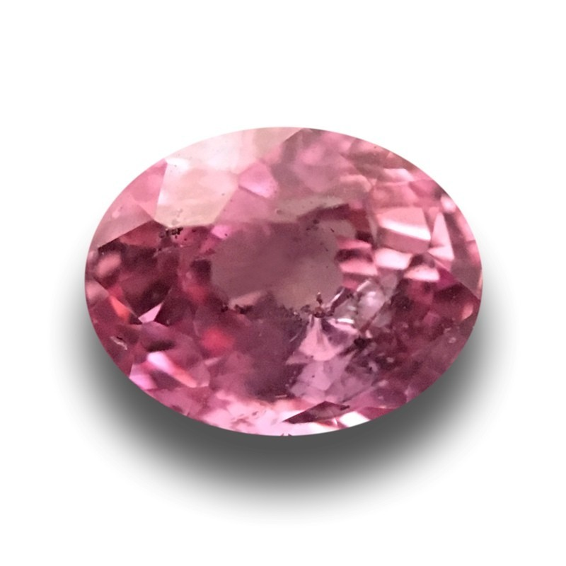 1.23 Carats | Natural Pink sapphire |Loose Gemstone|New| Sri Lanka