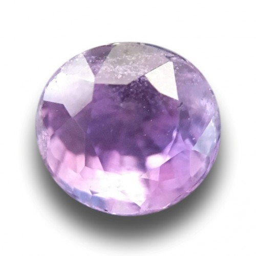 1.08 Carats | Natural Purple sapphire |Loose Gemstone|New| Sri Lanka