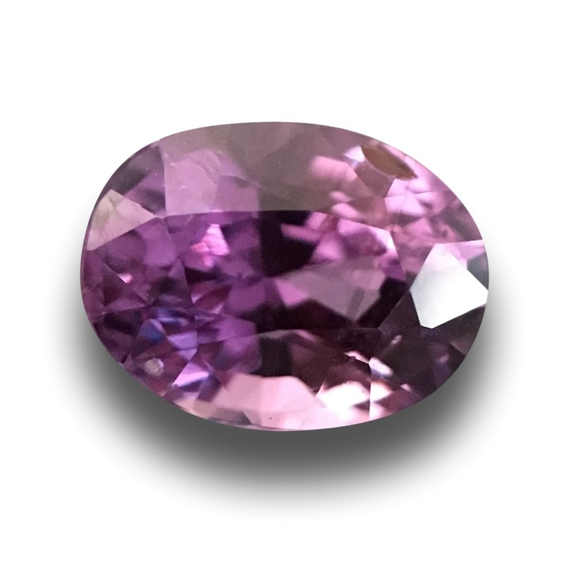 1 04 carats unheated purple spinel