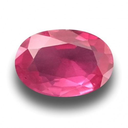 1.6 Carats | Natural Pink sapphire |Loose Gemstone|New| Sri Lanka