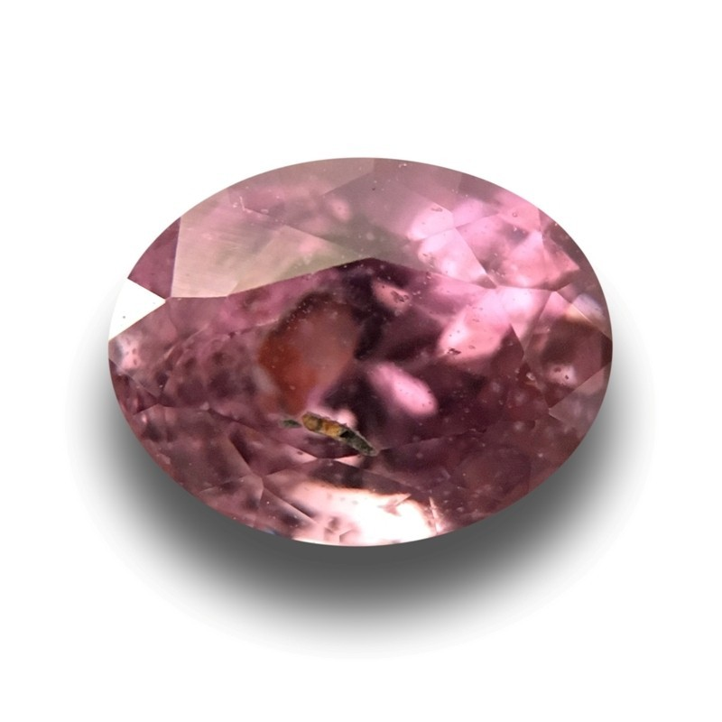 1.16 Carats|Natural Pink Sapphire|Loose Gemstone|Ceylon - NEW
