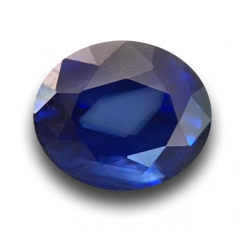 1.54 Carats | Natural Blue sapphire |Loose Gemstone|New| Sri Lanka
