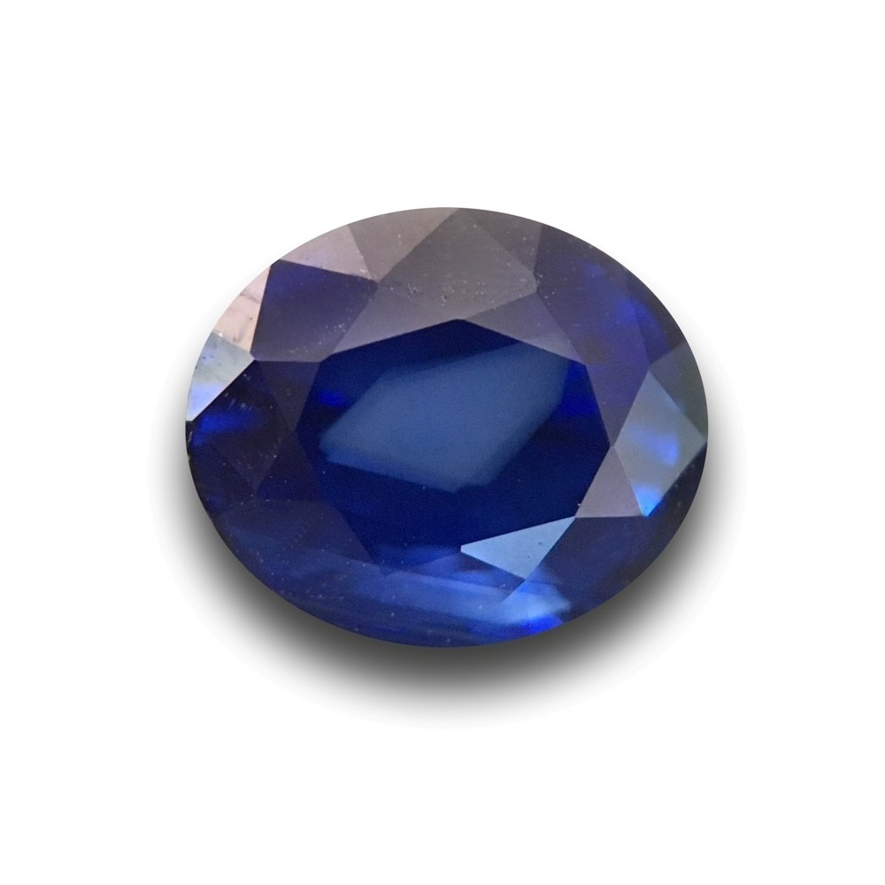 1 54 Carats Natural Blue Sapphire Loose Gemstone New