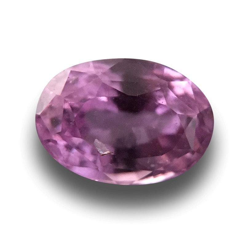 1.58 Carats | Natural Unheated Pink sapphire |Loose Gemstone|New| Sri Lanka