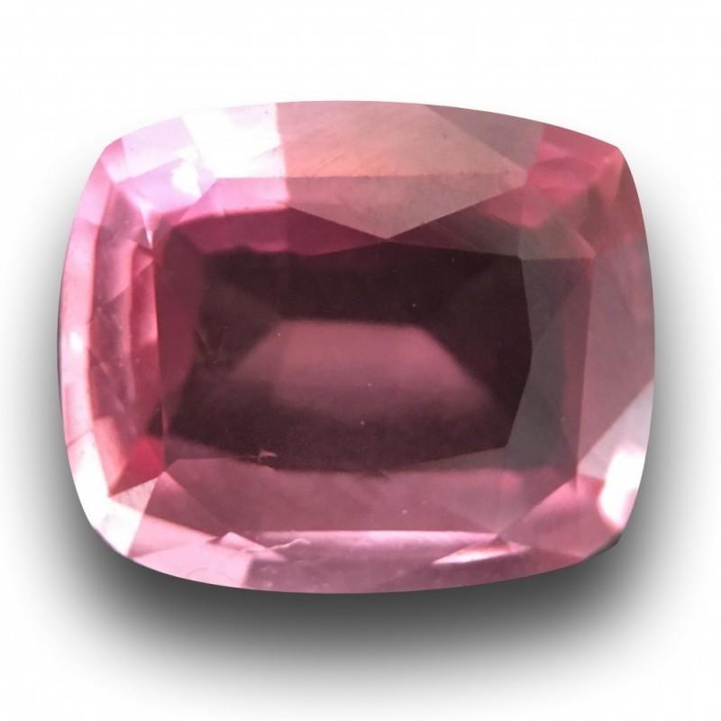 1.13 Carats|Natural Pink Orange Sapphire|Loose Gemstone|Sri Lanka-New