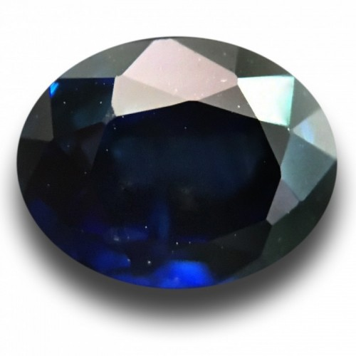 1.35 Carats | Natural Blue sapphire |Loose Gemstone|New| Sri Lanka