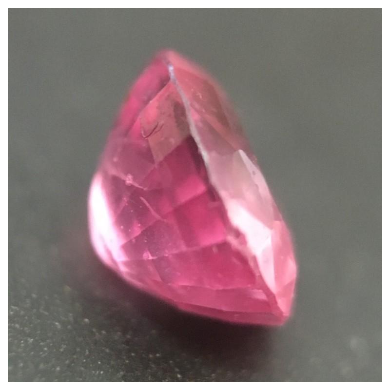 0.97 Carats |Natural Padparadscha | Loose Gemstone | New |Sri Lanka