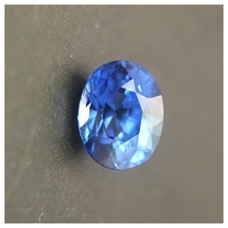 0.60 carats|Natural Unheated Blue Sapphire|New|Sri Lanka