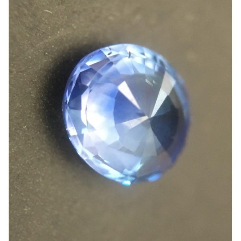1.09 Carats   Natural Blue Sapphire   Loose Gemstone   New  Sri Lanka