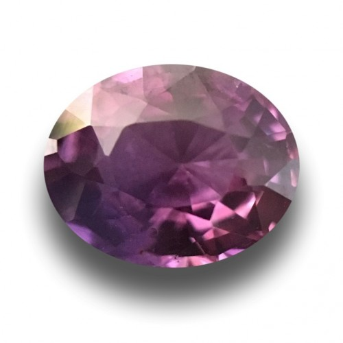 1.12 Carats | Natural purple sapphire |Loose Gemstone|New| Sri Lanka