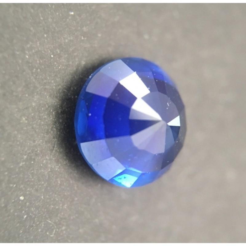 0.73 Carats   Natural Blue Sapphire   Loose Gemstone New Sri Lanka