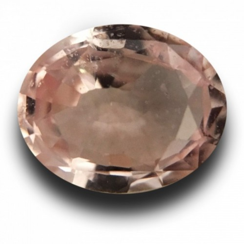 1.28 Carats|Natural Unheated Padparadscha|Loose Gemstone|New|Sri Lanka