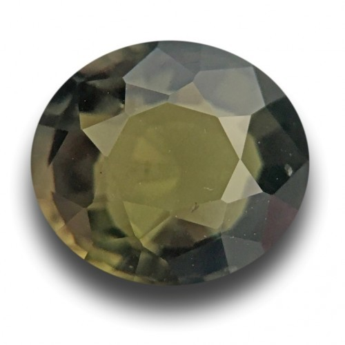 2.01 Carats | Natural Green Sapphire | Loose Gemstone | New | Sri Lanka