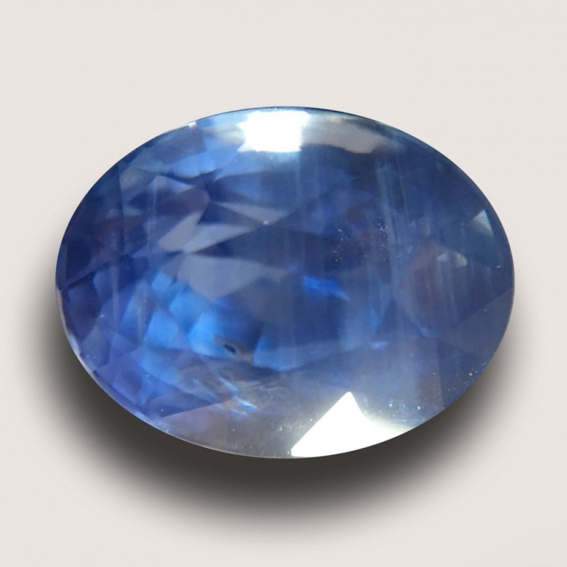 2.09Carats|Natural Unheated Blue Sapphire|Loose Gemstone|New|Sri Lanka