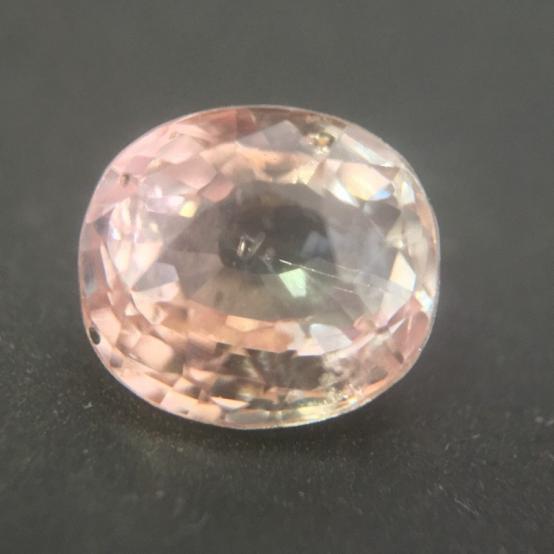 1.75Carats|Natural Unheated Pinkish Yellow Sapphire|New|Sri Lanka
