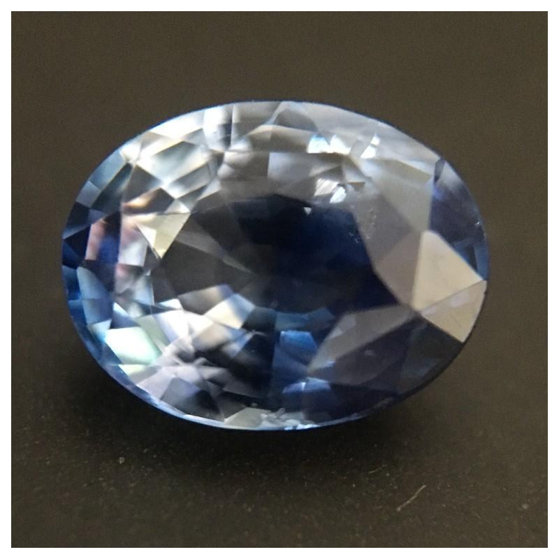 2.09 Carats | Natural Blue Sapphire | Loose Gemstone | Cretified| Sri Lanka - New