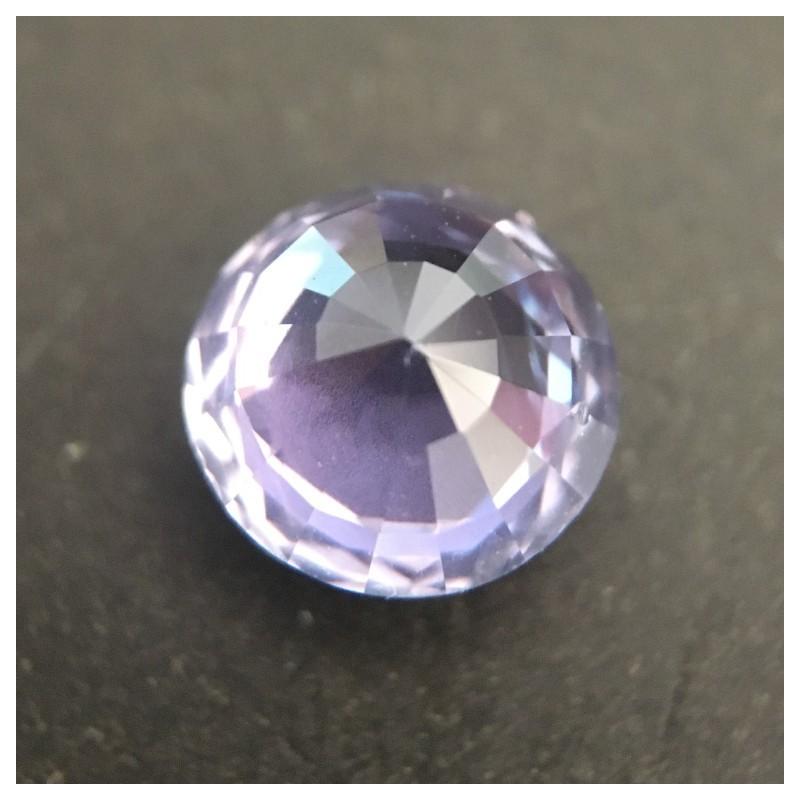 1.24 Carats | Natural Unheated Violet sapphire | New | Sri Lanka