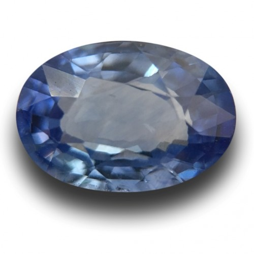 1.11 Carats | Natural Blue sapphire | Loose Gemstone | New | Sri Lanka