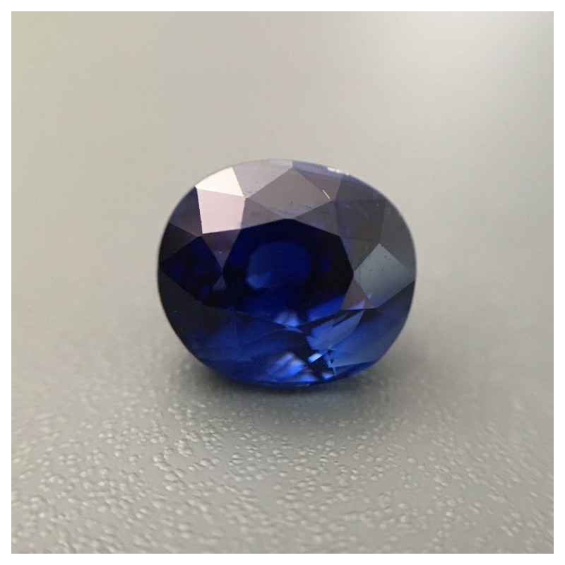 1.99 Carats | Natural Royal Blue sapphire |Loose Gemstone|New| Sri Lanka