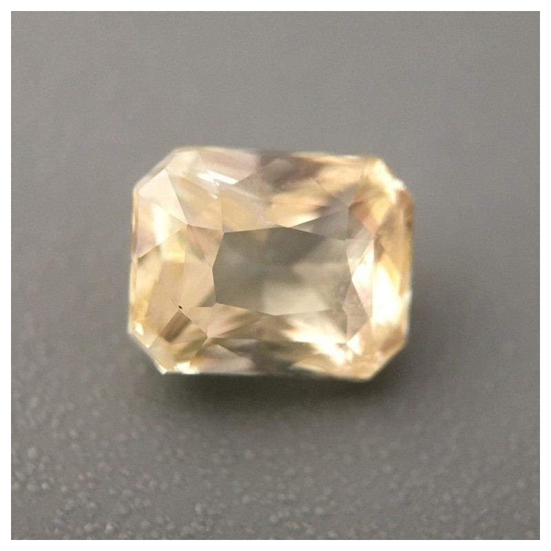1.25 Carats|Natural Yellow Sapphire|Loose Gemstone|New|Sri Lanka